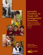 Report cover: Successful Transitions for People with Developmental Disabilities
