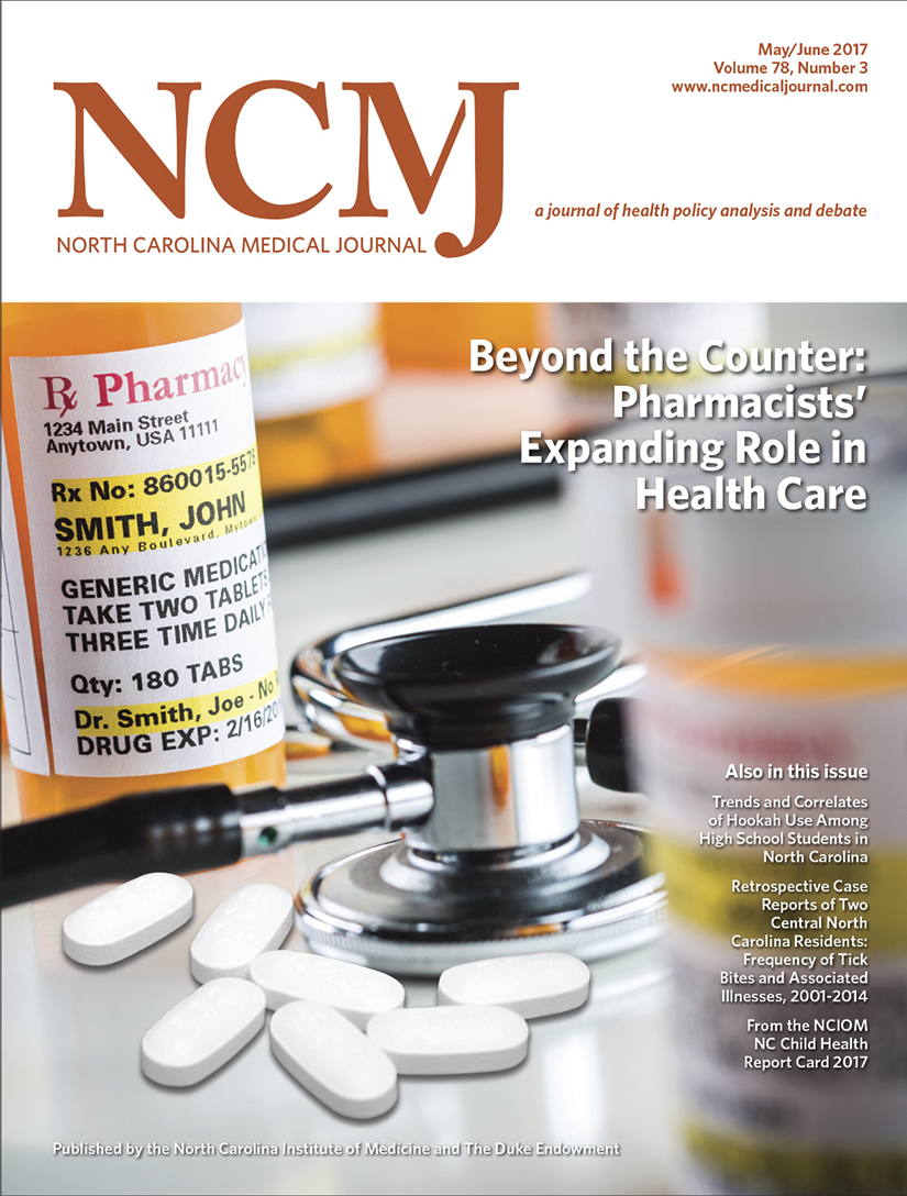 Beyond the Counter: Pharmacists' Expanding Role in Health Care