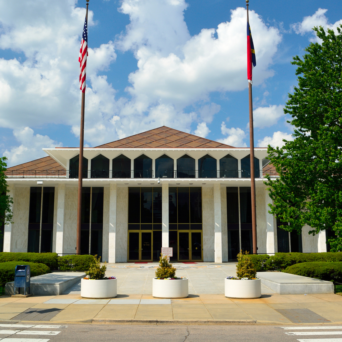 north carolina general assembly building