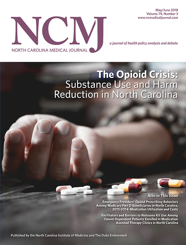 The Opioid Crisis: Substance Use and Harm Reduction in North Carolina