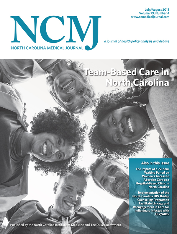 Team-Based Care in North Carolina