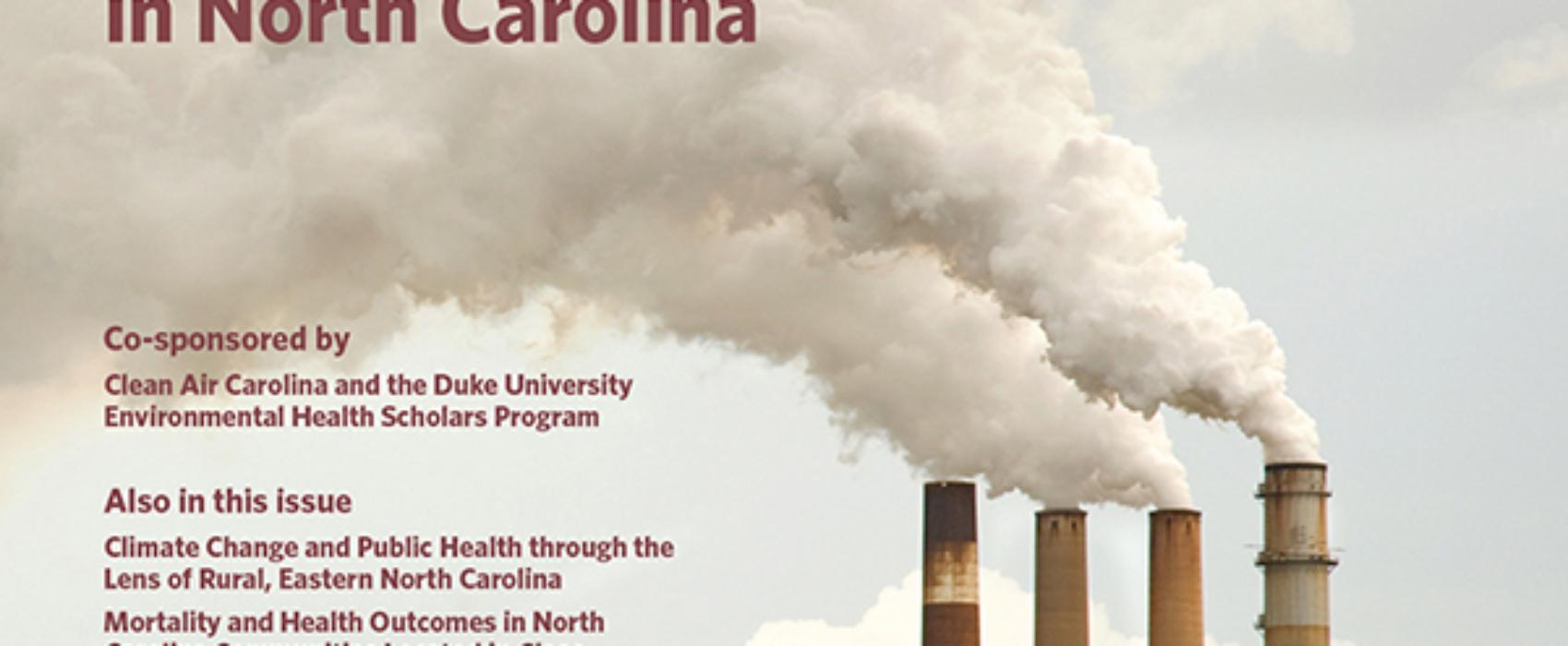 Health and the Environment in North Carolina