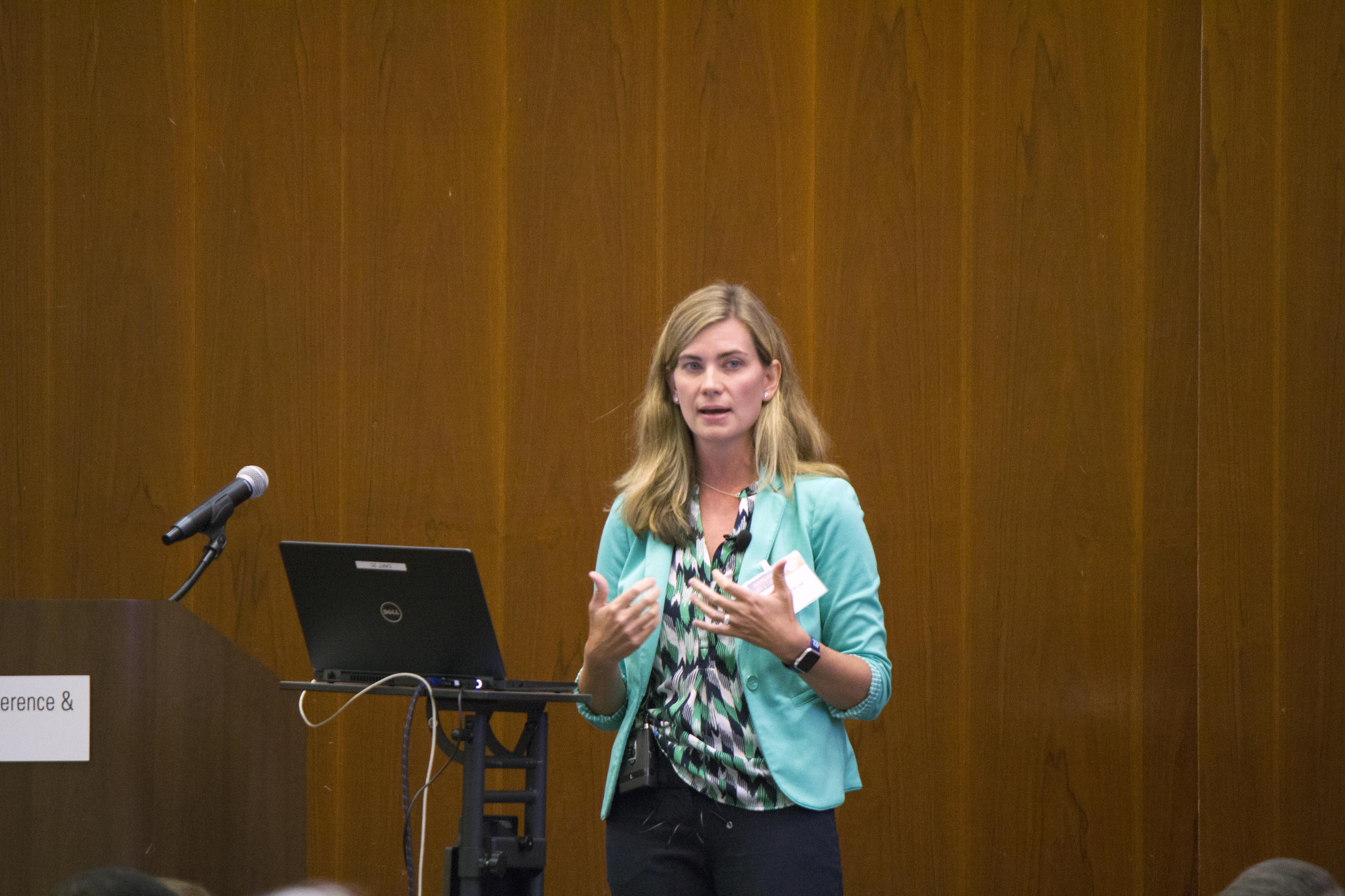 Meg Zomorodi, Assistant Provost for Interprofessional Education and Practice, UNC-Chapel Hill