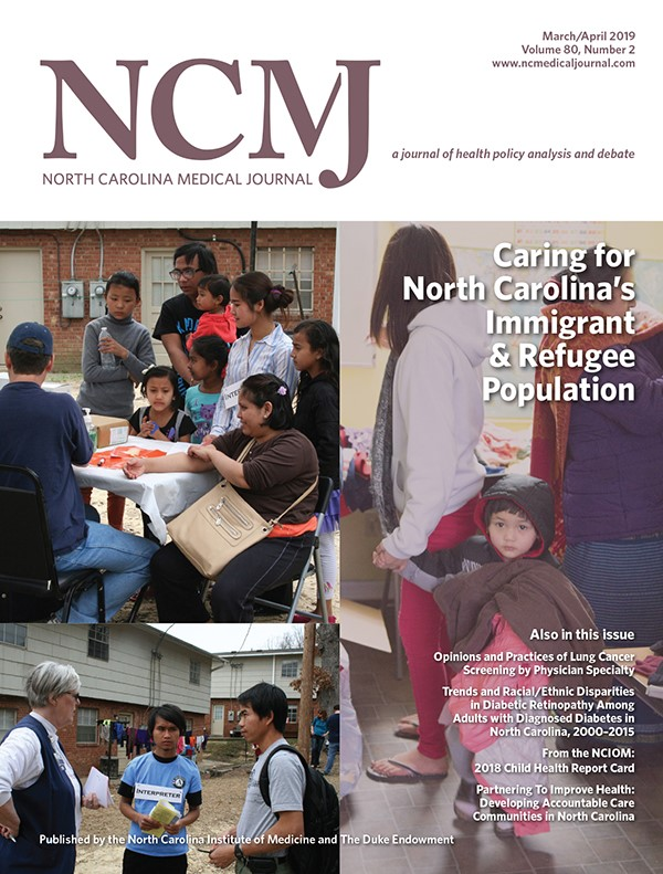 Caring for North Carolina's Immigrant & Refugee Population