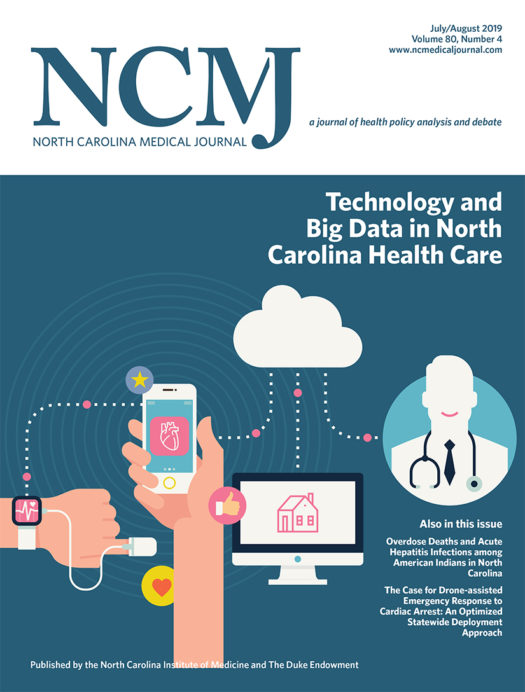 Technology and Big Data in North Carolina Health Care
