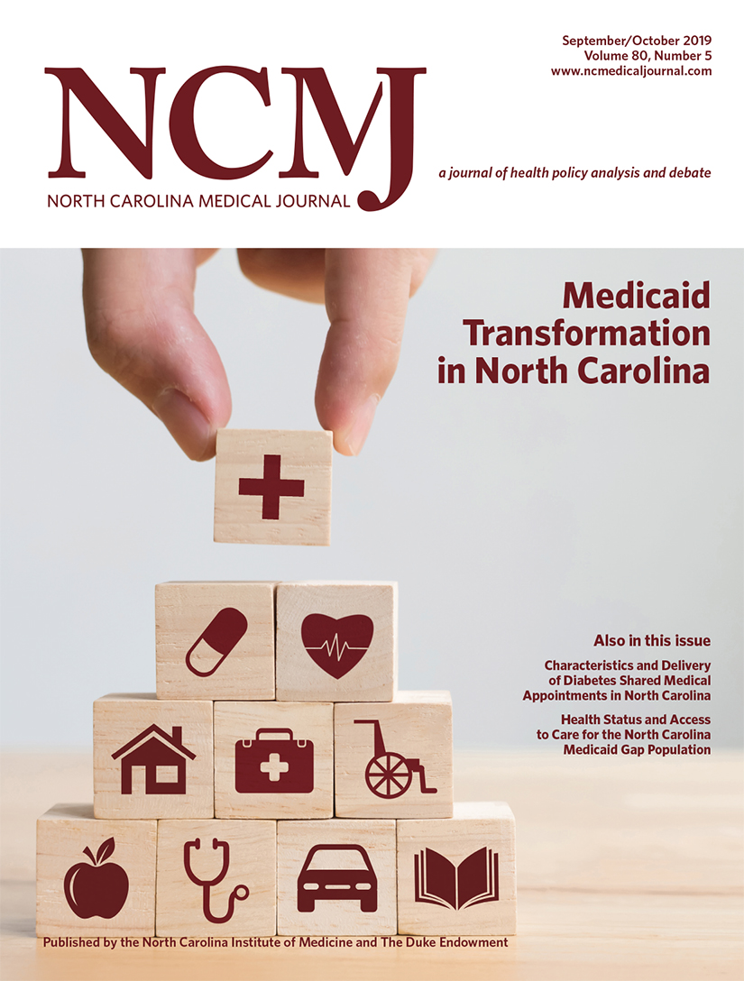 Medicaid Transformation in North Carolina