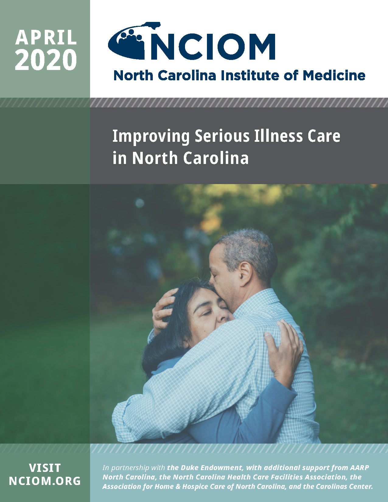 Improving Serious Illness Care in North Carolina