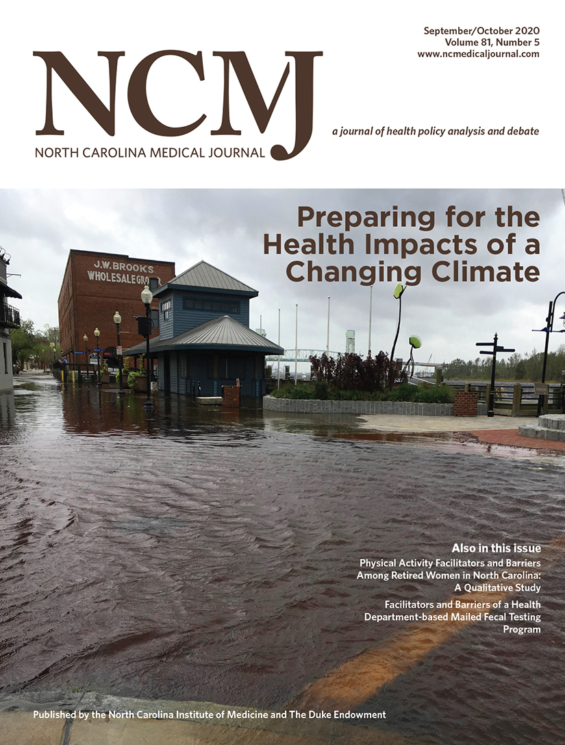 Preparing for the Health Impacts of a Changing Climate