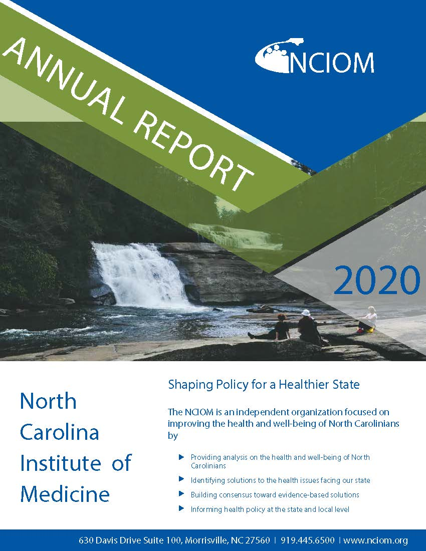 2020 NCIOM Annual Report