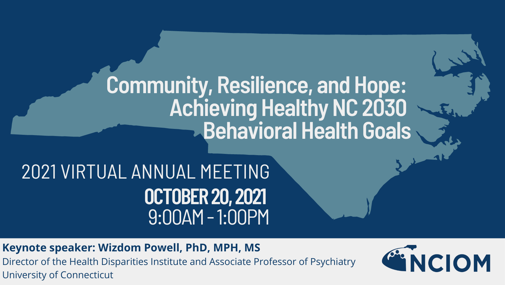 save the date for the 2021 annual meeting
